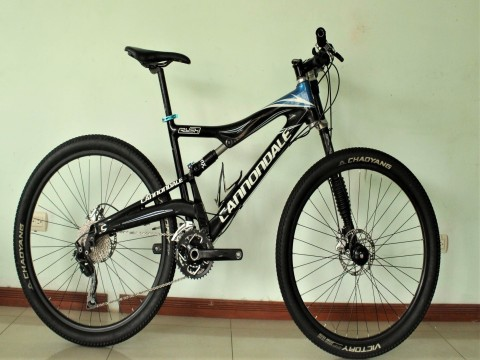 Cannondale Rush 27.5 Small Size.